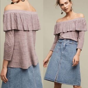 Dolan Off the Shoulder Top